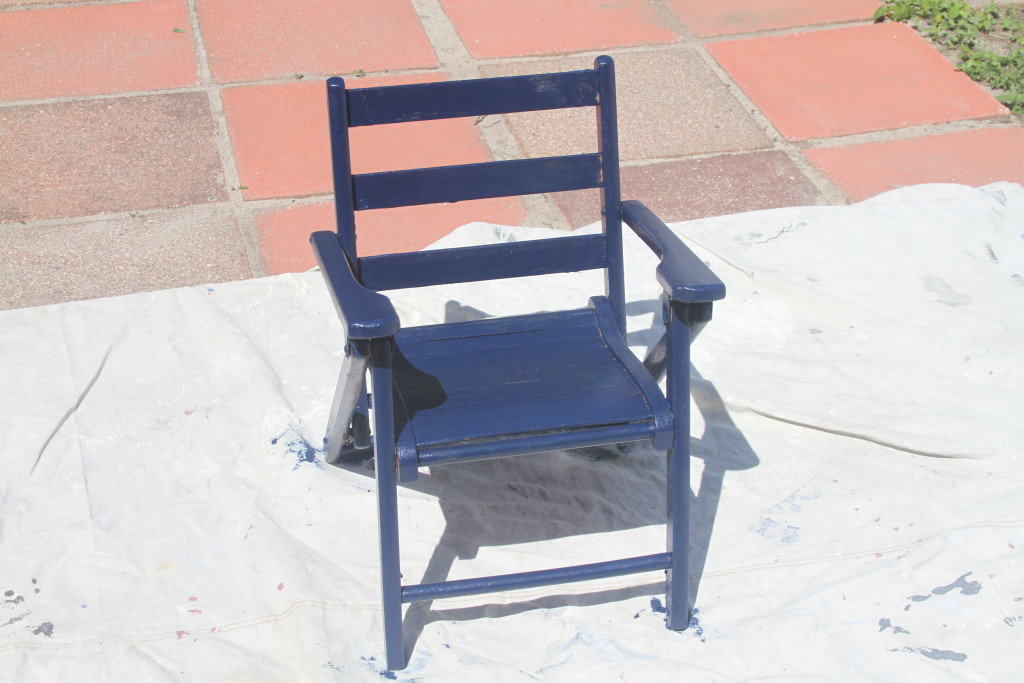 Upcycle Chair Project (1)