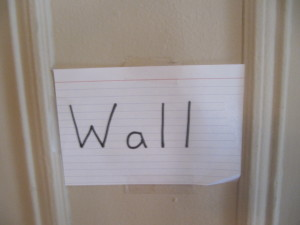 Oh, Wall
